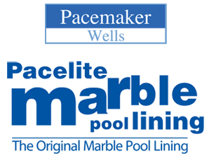 Pacemaker Wells - Pacelite marble pool lining